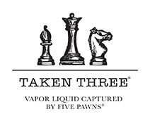 e-liquide taken three